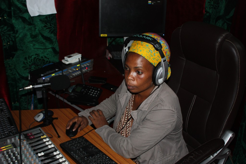 Studio MazingiraFM